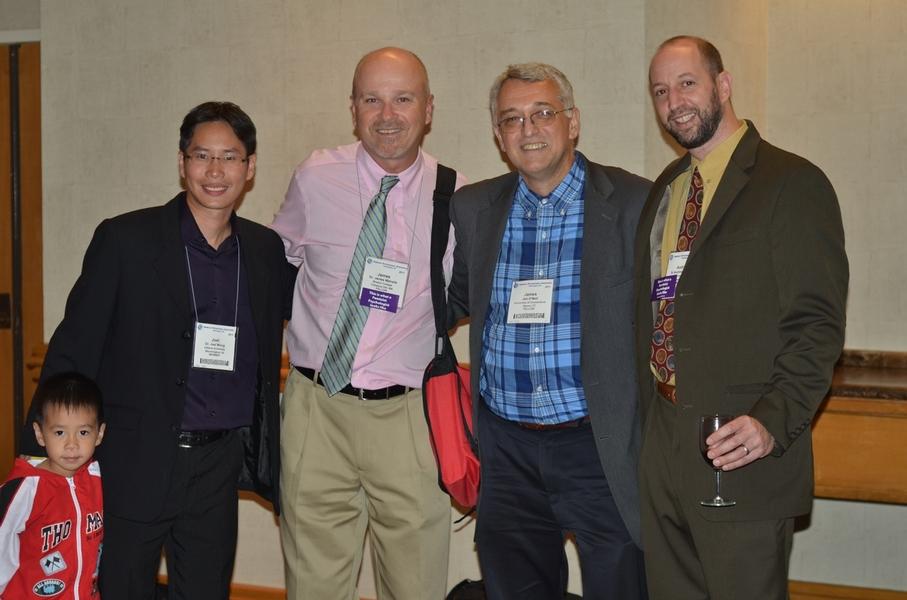 Wong, Mahalik, O'Neil, and Smiler