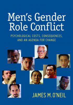 Book cover for Men's Gender Role Conflict: Psychological Costs, Consequences, and an Agenda for Change
